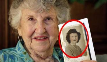 90-letnia kobieta znalazła pamiętnik z II wojny światowej. Zobacz, co odkryła!