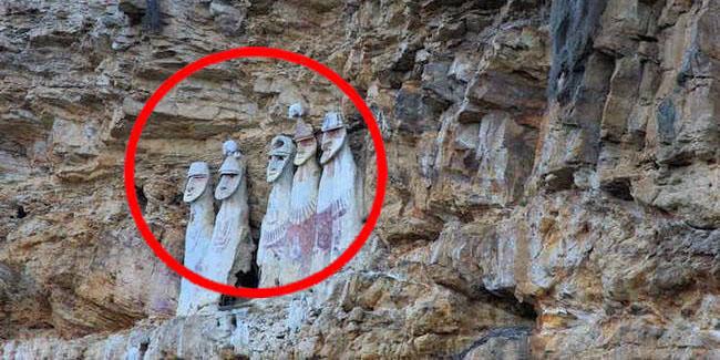 Wyglądają jak posągi... prawda na ich temat jest zaskakująca!