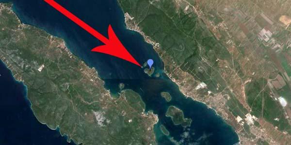 Ta urocza wyspa u wybrzeży Chorwacji to idealne miejsce na oświadczyny! Dowiedz się, dlaczego!