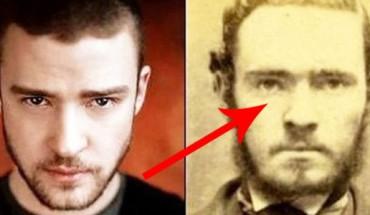 Ci celebryci mają swoich historycznych odpowiedników! Zobacz, jak bardzo są do siebie podobni!