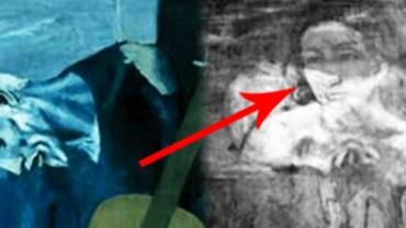 Sekrety ukryte pod obrazami! Zobaczcie, jak wyglądały naprawdę dzieła największych twórców!