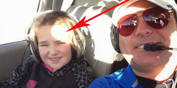 Siedmiolatka przeżyła katastrofę lotniczą i dokonała czegoś niesamowitego!