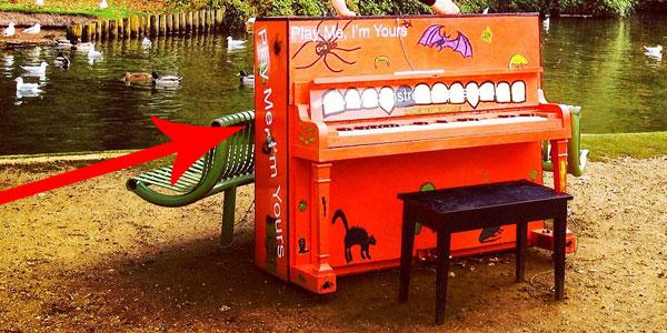 Pięknie pomalowane fortepiany na ulicach 45 miast świata! Zdecydowanie pozytywne przedsięwzięcie!