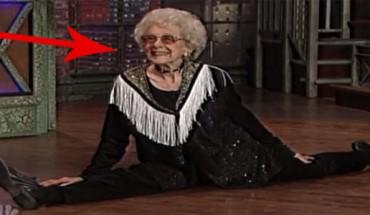 Ta kobieta ma 97 lat, ale sprawności fizycznej mogłaby jej pozazdrościć niejedna nastolatka. Poznajcie jej sekret!