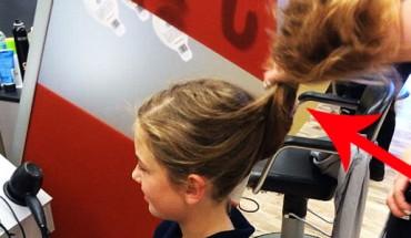 Poświęciła swoje długie włosy na perukę dla chorych na raka! Rówieśnicy zmieszali ją z błotem