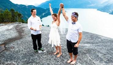 Takiej ceremonii ślubnej, chyba nikt się nie spodziewał! Para Młoda zaskoczyła wszystkich!