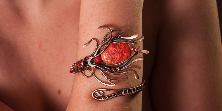Kiedy zobaczysz z czego została wykonana ta biżuteria, będziesz w szoku.