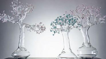 Sztuka ze szkła! Utalentowany artysta tworzy wspaniałe szklane dzieła!