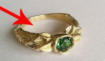 Kiedy dowiesz się, jak powstał ten pierścionek zaręczynowy, nie będziesz mógł wyjść z szoku. Chcę taki sam!