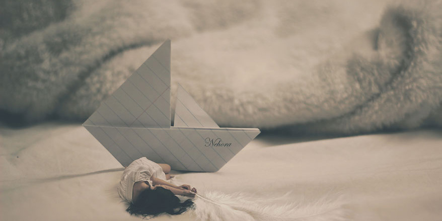 Odrobina magii sprawi, że uciekniesz na moment od zgiełku tego świata...