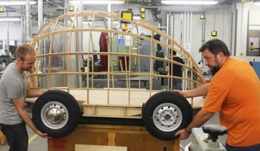 Takimi samochodami będziemy jeździć w 2059 roku. Zobaczcie, jaką niespodziankę kryją w środku! Rewelacja!