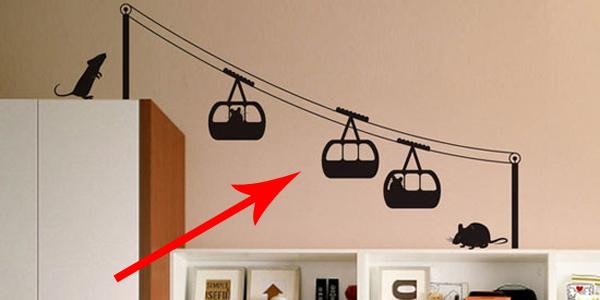 Szukasz pomysłu na pustą ścianę? Zobacz 20 kreatywnych propozycji!