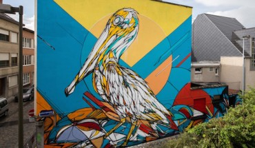 Oszałamiająca sztuka uliczna. Zobacz niepowtarzalny styl i niesamowite prace belgijskiego artysty.