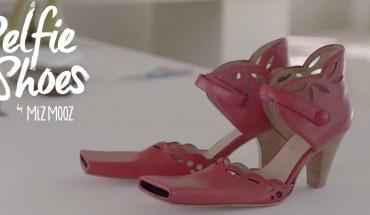 Firma Miz Mooz właśnie wymyśliła nowy typ butów. Te buty zmienią twoje podejście do Selfie.