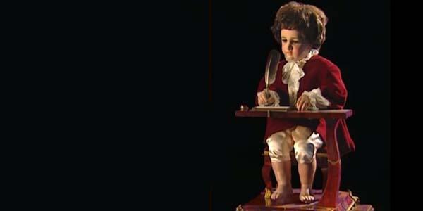 Ta lalka powstała 240 lat temu, a można ją programować jak komputer!