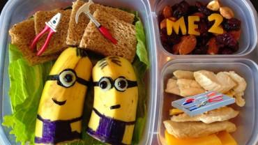 Aby zachęcić swoje dziecko do jedzenia, wymyślił coś niezwykłego. Powinni to zobaczyć rodzice wszystkich niejadków!