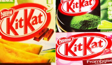 Kit Kat jakiego nie znacie! Szkoda, że nie do kupienia w Polsce!