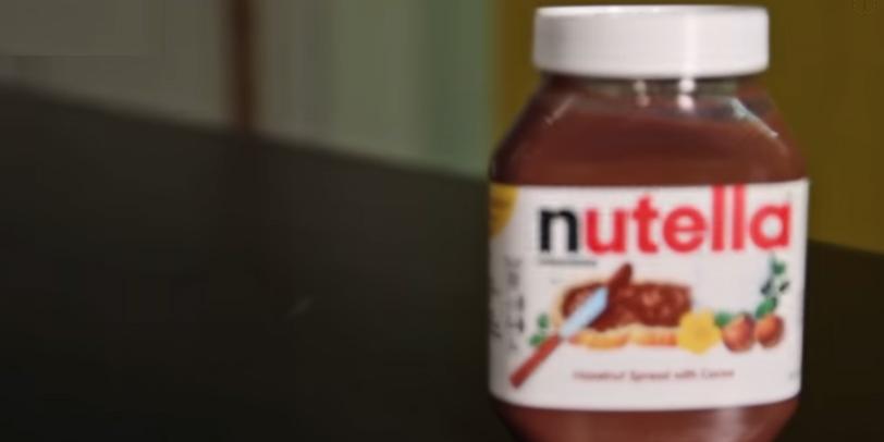 4 pomysły na wykorzystanie Nutelli