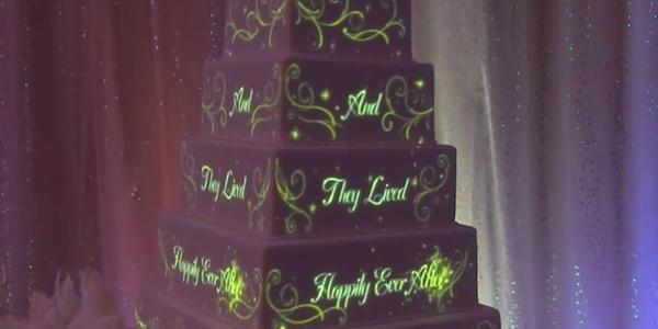 Chcesz, by Twoje wesele stało się magicznym spektaklem? Ten tort sprawi, że Twoi goście zaniemówią z wrażenia