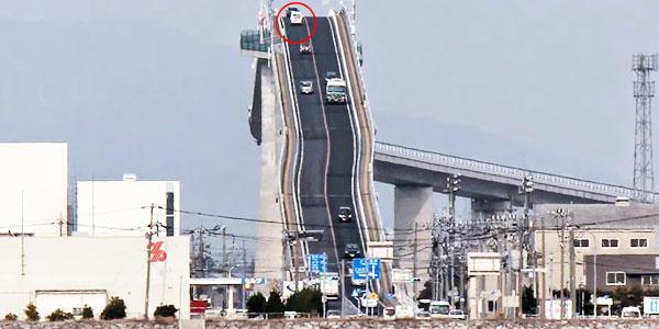Zamarłam, gdy zobaczyłam tę japońską autostradę... Chyba wolę jeździć po polskich drogach!