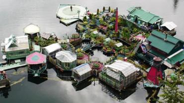 Potrzebowali 20 lat, by wybudować samowystarczalną wyspę! Jak widać, nic nie stoi na przeszkodzie, by realizować marzenia!