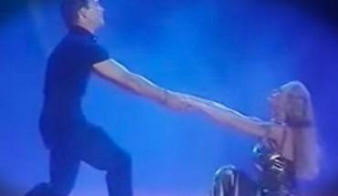 Ten niesamowity taniec to prawdziwa burza emocji. Dawno nie widziałem czegoś równie pięknego!