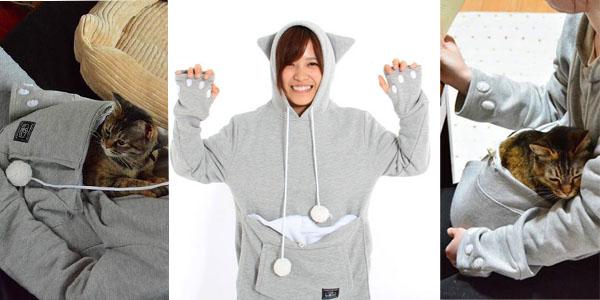 Bluza dla prawdziwych kotomaniaków! Sam będziesz chciał taką mieć ;)