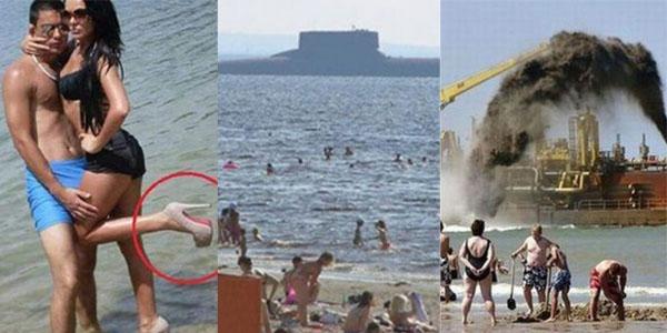 Słońce, plaża i wpadki, które cię zaszokują!