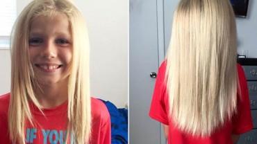 Ten chłopiec był zastraszany z powodu swoich długich włosów. Przyczyna, dla której je zapuścił, wprawiła mnie w osłupienie!