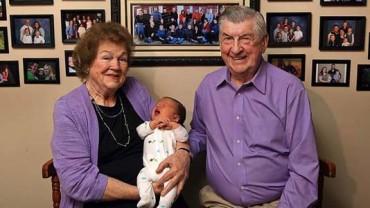 Ta para doczekała się 12 dzieci i… setki wnuków! To niesamowite, jak liczna jest ta rodzina!