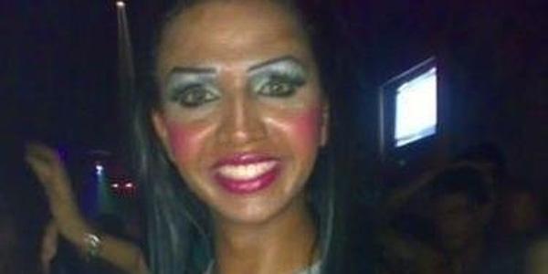 12 dziewczyn, które przesadziły z make-upem! Nr 7 to zgroza!