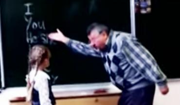 Agresywny nauczyciel chciał uderzyć tę małą dziewczynkę, wtedy ona zrobiła coś nieprawdopodobnego! Byłam totalnie zaskoczona jej reakcją!