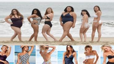 Te naturalne kobiety udowadniają, że piękno to uśmiech i pokochanie siebie, a nie idealne ciało bez grama tłuszczu