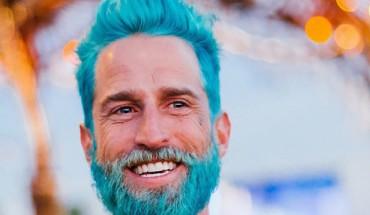 Nowy szałowy trend czy żenada? Faceci z kolorowym owłosieniem wchodzą na salony!