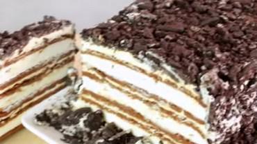 Takiego ciasta z pewnością jeszcze nie jedliście. Co więcej – możecie przyrządzić je sami. Zobaczcie jak!