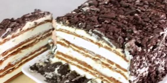 Takiego ciasta z pewnością jeszcze nie jedliście. Co więcej - możecie przyrządzić je sami. Zobaczcie jak!
