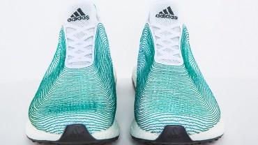 Będziesz w szoku, kiedy dowiesz się, z czego wykonane są nowe trampki firmy Adidas!