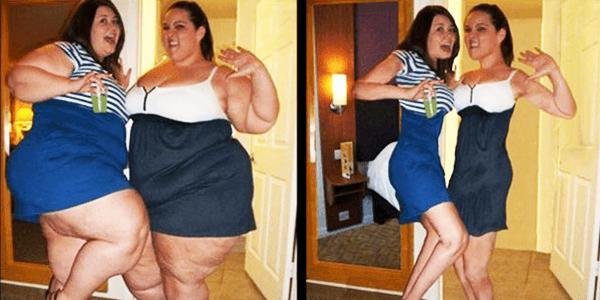 To nie jest efekt ćwiczeń i drakońskiej diety! Zobaczcie, jak w kilka chwil można poprawić swój wygląd!