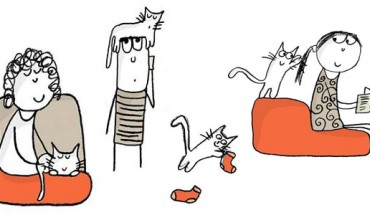 18 porad, jak być kotem ;)