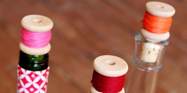 Lubicie wino? Zobaczcie, jak kreatywnie wykorzystać korki od butelek, które pozostają po tym trunku!