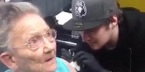 Historia tatuażu tej 79-letniej babci sprawi, że po prostu zapragniesz żyć pełnią życia, niezależnie od tego, w jakim jesteś wieku!