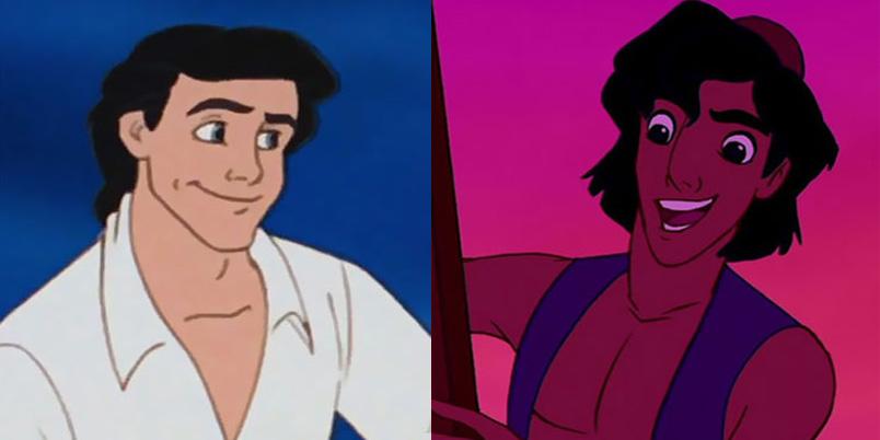 Przypomnijcie sobie, jak podkochiwałyście się w disnejowskich książętach. Wtedy to były animowane postacie, dziś specjalnie dla Was w realnej wersji!
