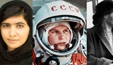 10 kobiet, które zmieniły świat!