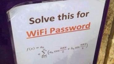 Znaki dla wszystkich z poczuciem humoru :)