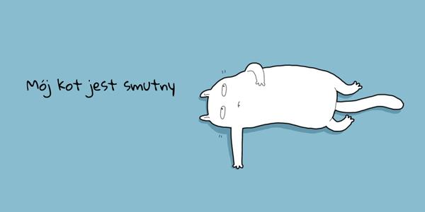 Czego może nas nauczyć smutny kot?