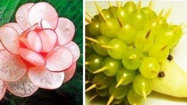 Proste dekoracje z warzyw i owoców, które możesz wykonać sama w domu. Zobacz, jakie to proste!