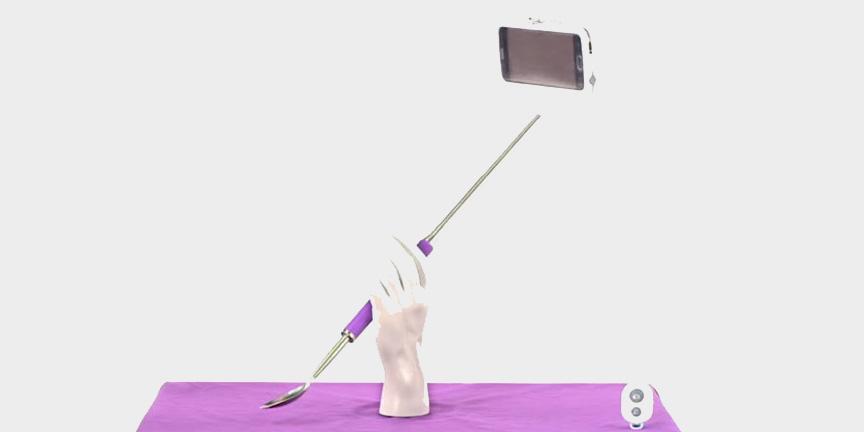 Selfie łyżka to must have tego sezonu!