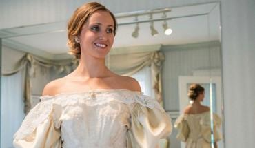 Nie zgadniesz ile lat ma ta suknia ślubna!
