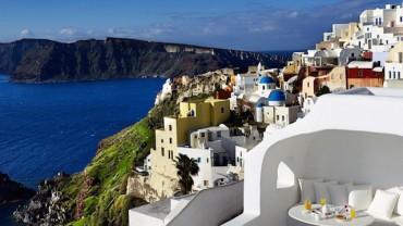 Santorini, miejsce które musicie kiedyś zobaczyć na własne oczy!