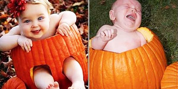 Pojawienie się dziecka — oczekiwania vs rzeczywistość. Te zdjęcia poprawią humor każdemu!